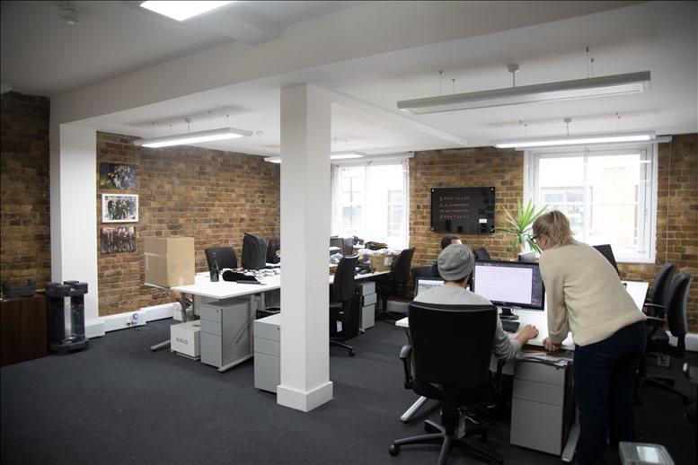 16 Brune Street, Spitalfields Office for Rent Aldgate East