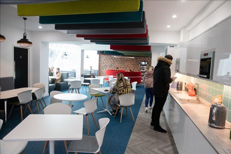 Office for Rent on 16 Brune Street, Spitalfields Aldgate East