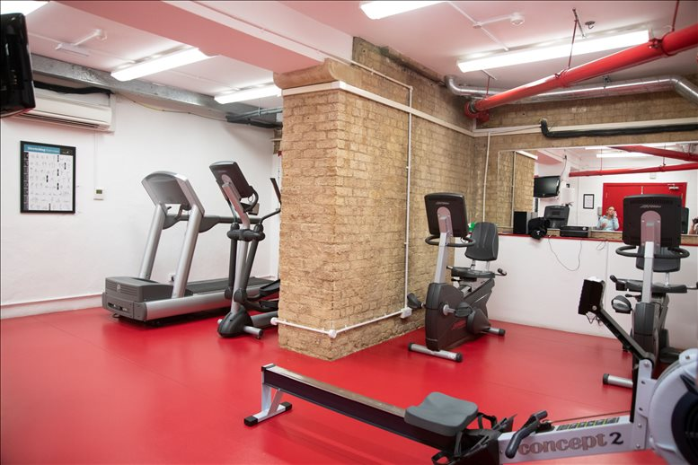 Image of Offices available in Aldgate East: 16 Brune Street, Spitalfields