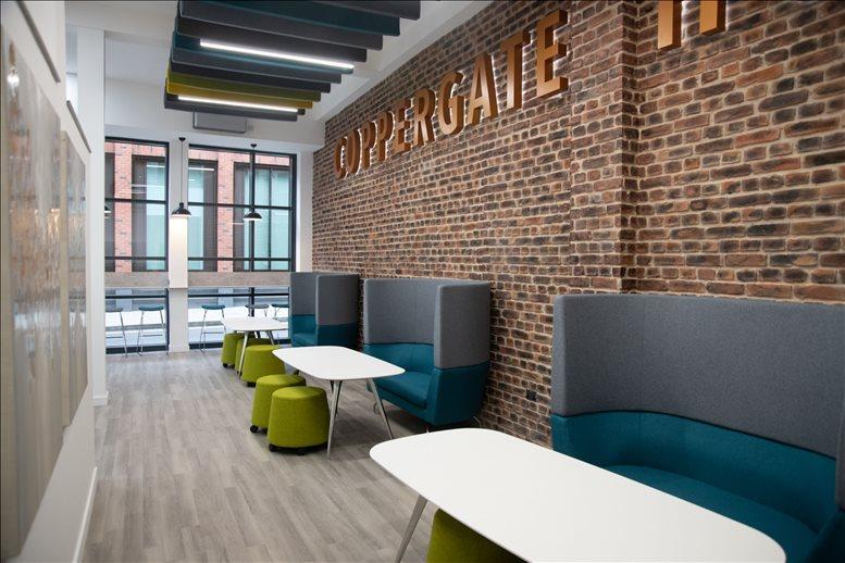 Aldgate East Office Space for Rent on 16 Brune Street, Spitalfields