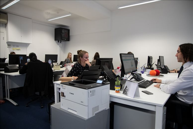 Image of Offices available in Southwark: Blackfriars Foundry, 156 Blackfriars Road