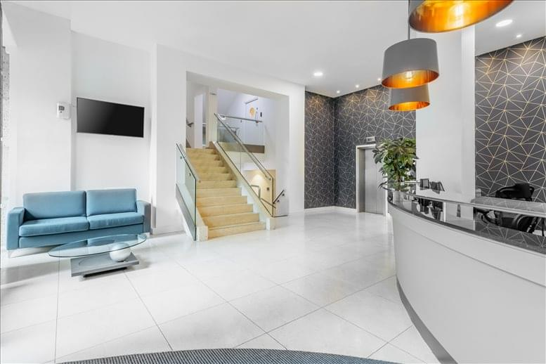 Tottenham Court Road Office Space for Rent on 18 Soho Square, Soho