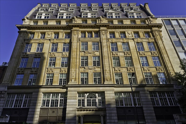 50 Broadway available for companies in St James's Park