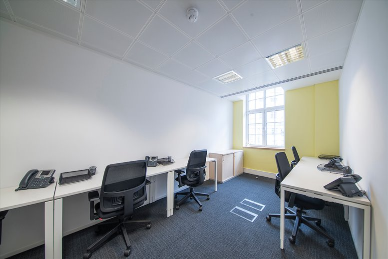 Image of Offices available in St James's Park: 50 Broadway