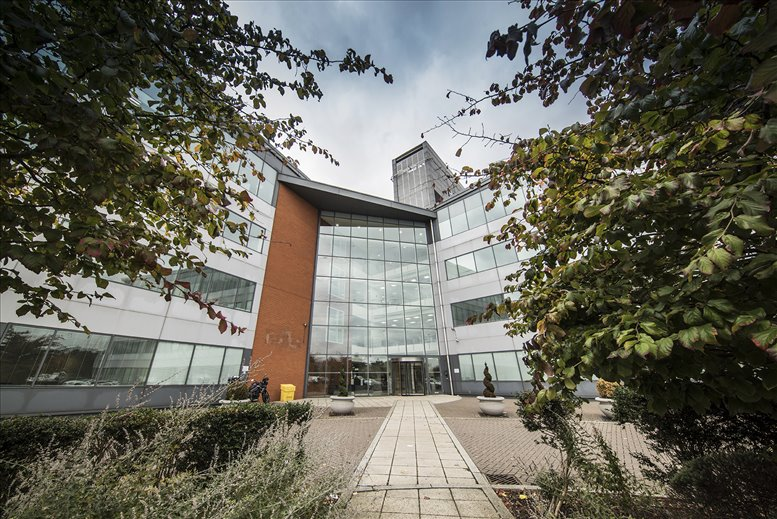 Office for Rent on Victory Way, Admiral's Park Dartford
