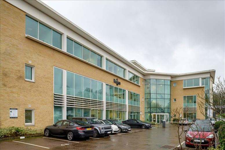 Photo of Office Space on Cardinal Point, 1 Park Road, Rickmansworth Watford