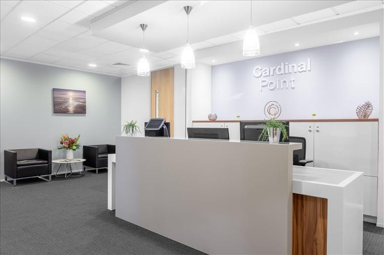 Cardinal Point, 1 Park Road, Rickmansworth Office for Rent Watford