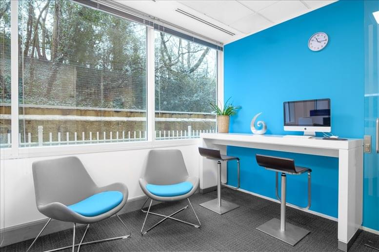 Image of Offices available in Watford: Cardinal Point, 1 Park Road, Rickmansworth