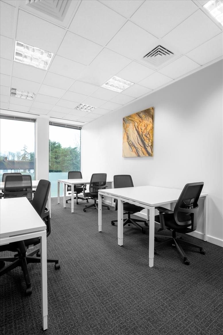 Watford Office Space for Rent on Cardinal Point, 1 Park Road, Rickmansworth
