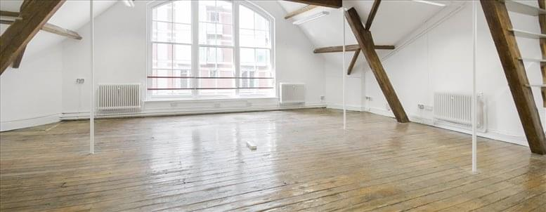 China Works, Black Prince Road, Vauxhall Office for Rent Vauxhall