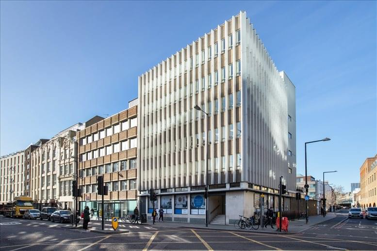 100 Borough High Street available for companies in Borough