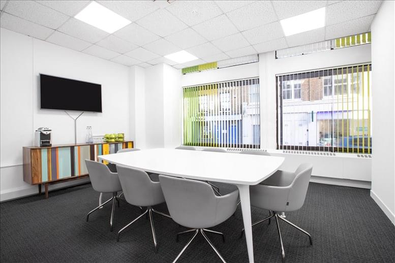 Picture of 100 Borough High Street Office Space for available in Borough