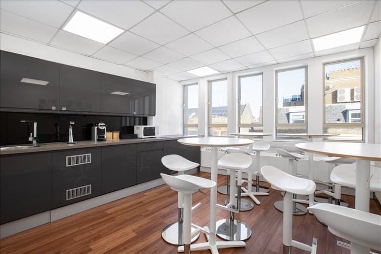 Office for Rent on 100 Borough High Street Borough
