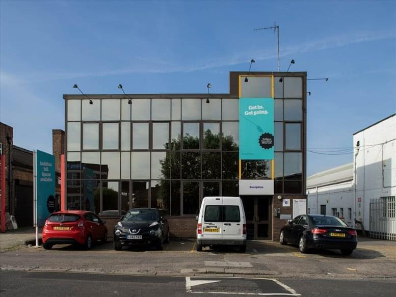 Picture of 4-6 Wadsworth Road, Perivale, London Office Space for available in Perivale