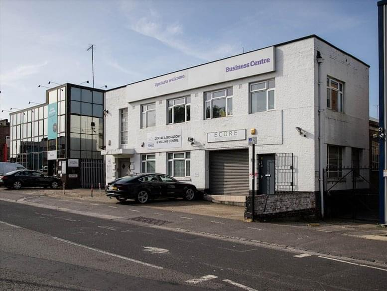 Rent Perivale Office Space on 4-6 Wadsworth Road, Perivale, London