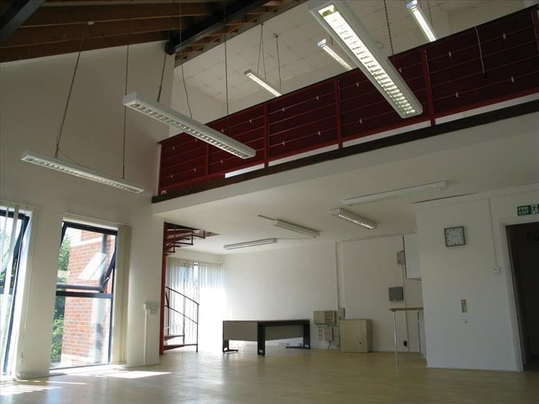 St Olav's Court, 25 Lower Road, Rotherhithe Office for Rent Surrey Quays