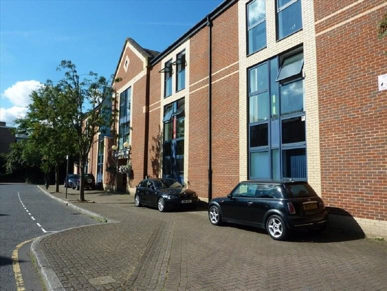 Picture of St Olav's Court, 25 Lower Road, Rotherhithe Office Space for available in Surrey Quays