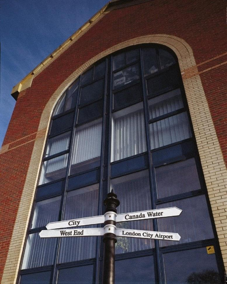 Office for Rent on St Olav's Court, 25 Lower Road, Rotherhithe Surrey Quays