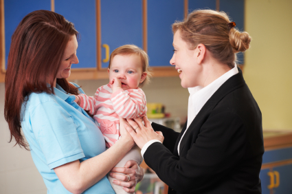 Childcare Guide for Working Parents LondonOfficeSpace.com @officeinlondon