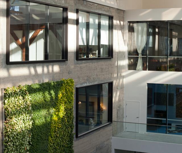Airbnb atrium1