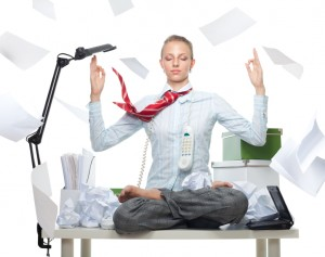 Dealing with Office Stress LondonOfficeSpace.com @officeinlondon
