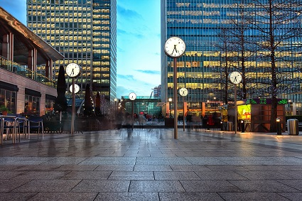 Focus on Business in Canary Wharf from LondonOfficeSpace.com